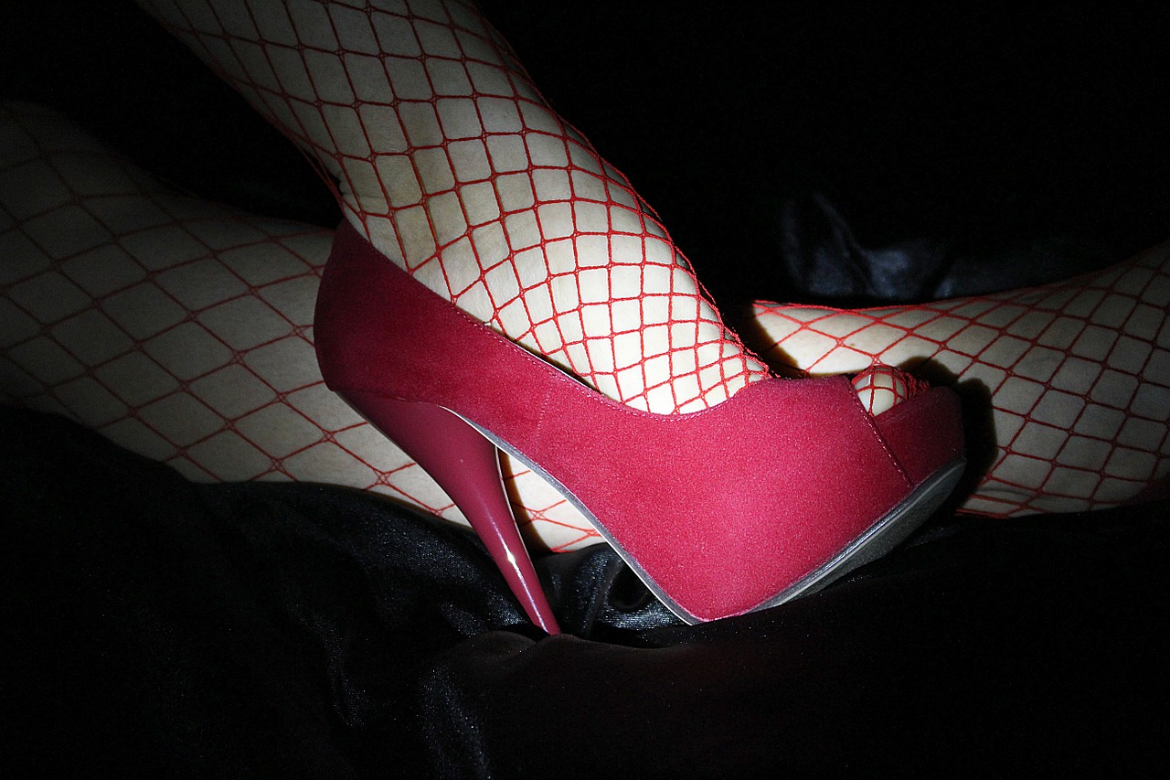 High Heels for Escort Hamburg Ladies