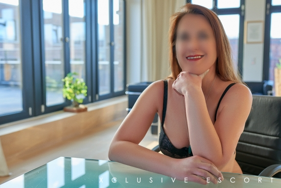 Escort Hamburg Modell Hannah perfect smile