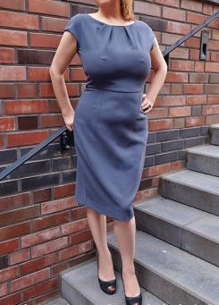 Sina from Escort Hamburg in Business Look